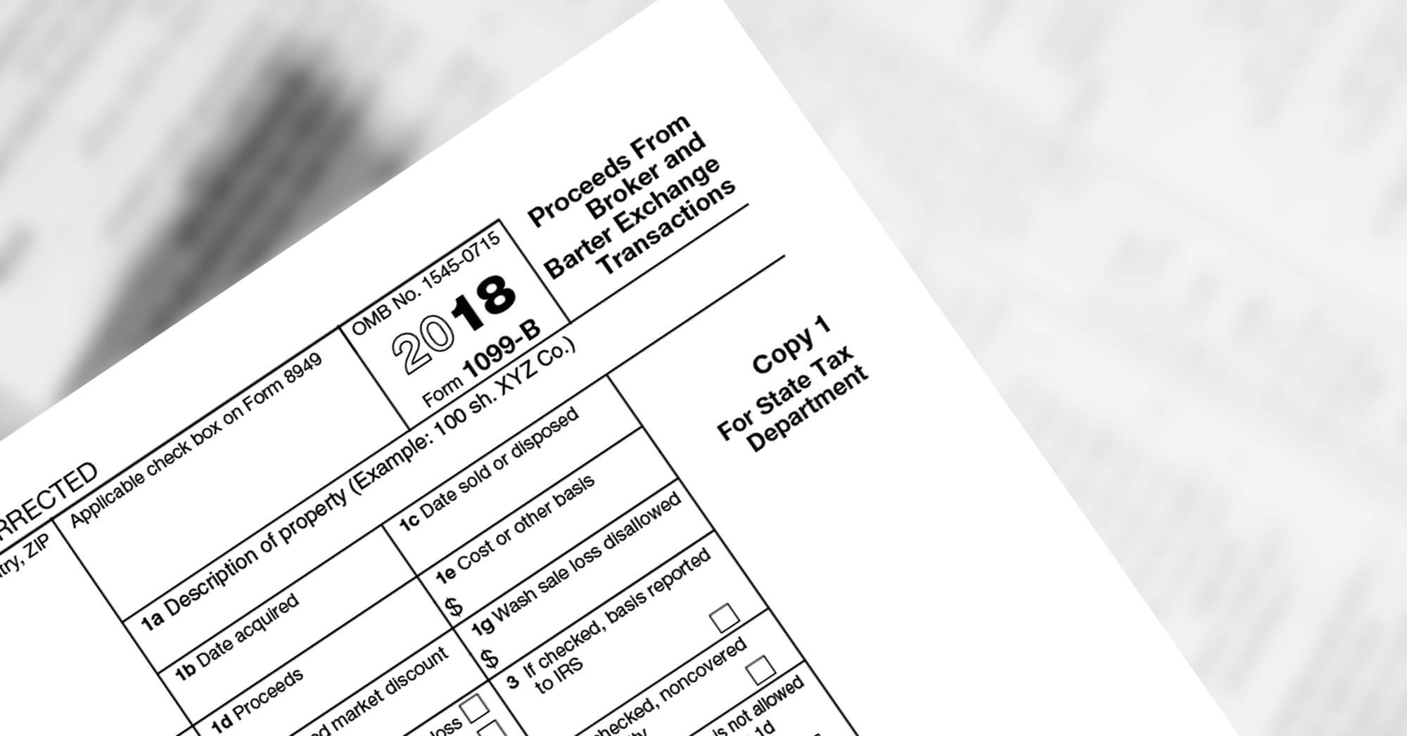 Tax Forms Every Investor Should Know Personal Capital
