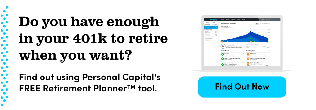 Do you have enough in your 401k to retire when you want?